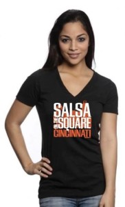 2014 Salsa on the Square Shirt