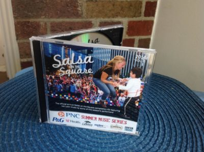 Salsa on the Square CD 2014