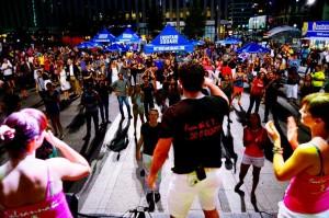Salsa on the Square Teachers
