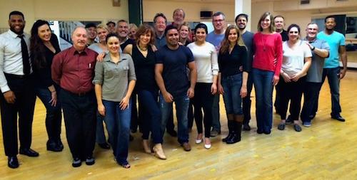 Kama Salsa Dance Class!