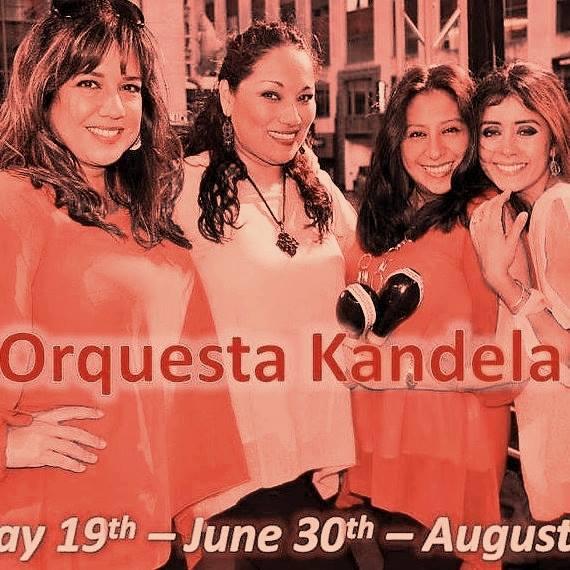 Orquesta Kandela at Salsa on the Square