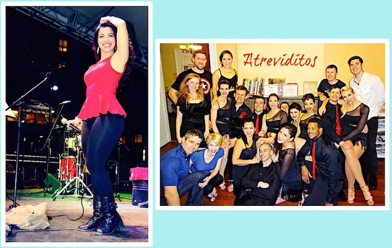 Tropicoso and Atrevidos -- Salsa On The Square