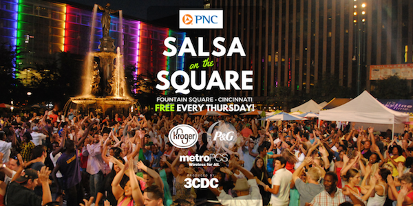 Salsa On The Square Cincinnati 2017